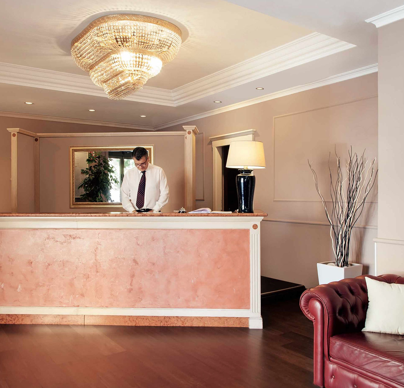 C-Hotels Lobby