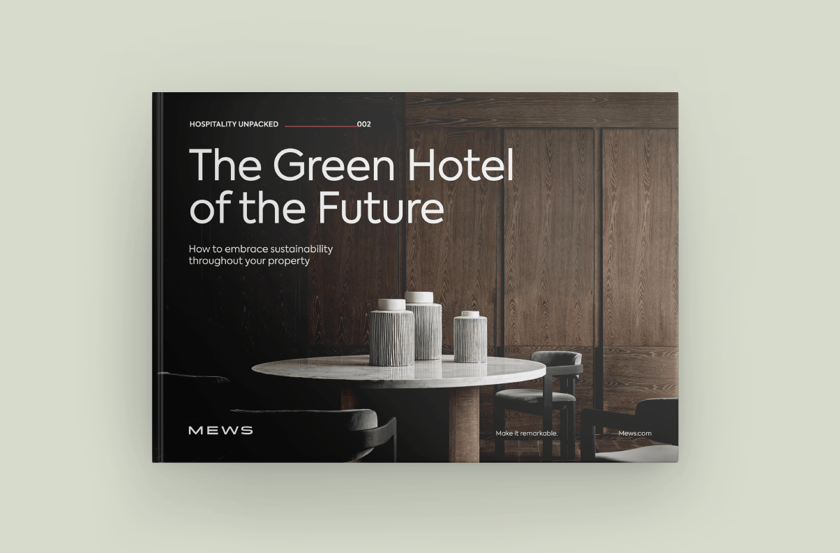 The Green Hotel of the Future research
