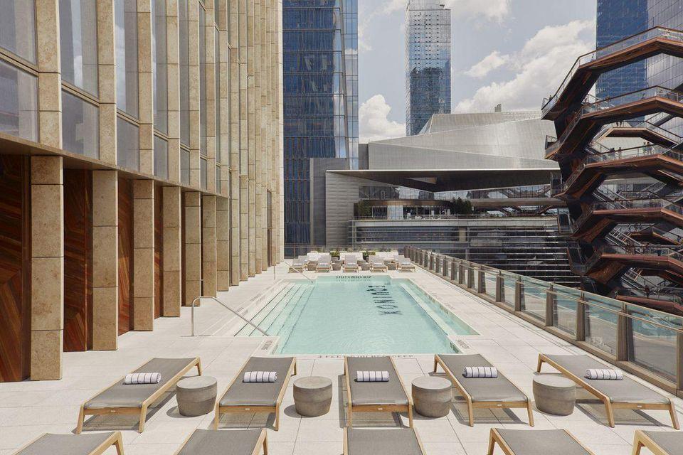 Equinox Hotel - NYC Pool