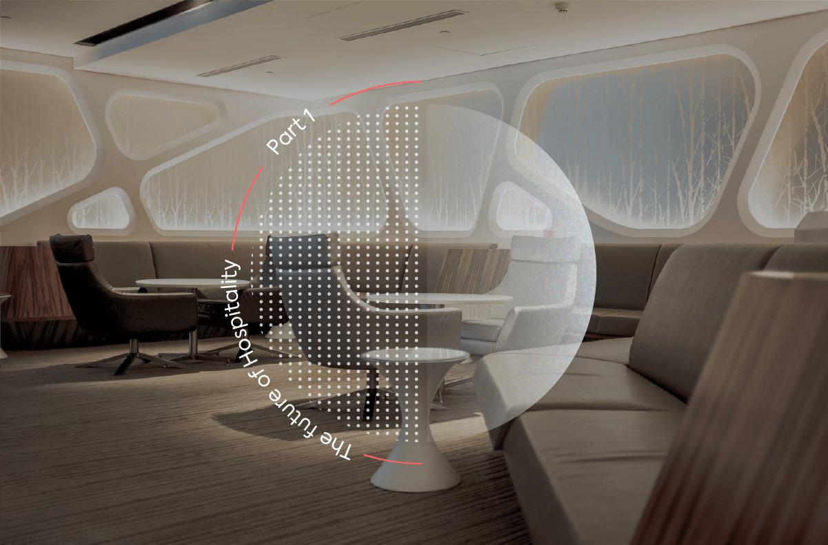 The Evolution of Hospitality navigation image