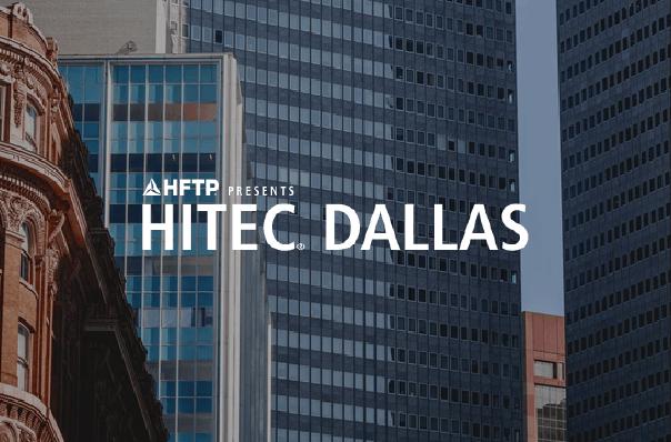 HITEC Dallas 2021 event