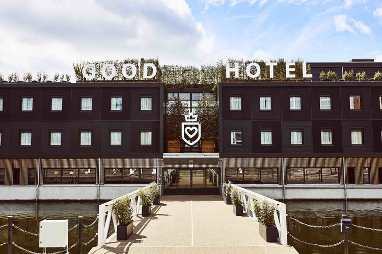 Innovative hotels - GoodHotelLondon