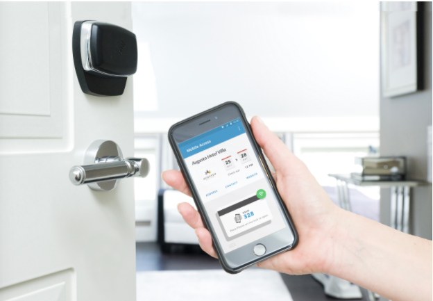 Hotel Door Locks App