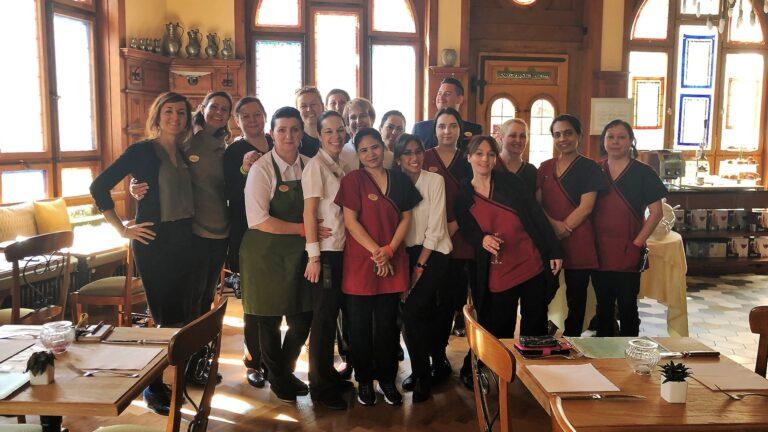 GAIA Hotel team