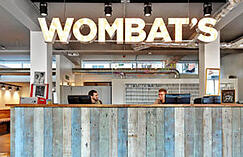 Wombat's Hostels