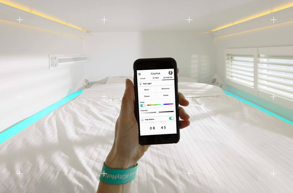 Les 12 hôtels les plus innovants du monde navigation image