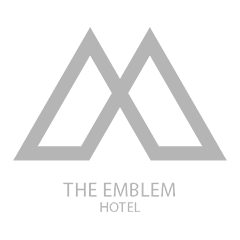 The Emblem hotel Logo