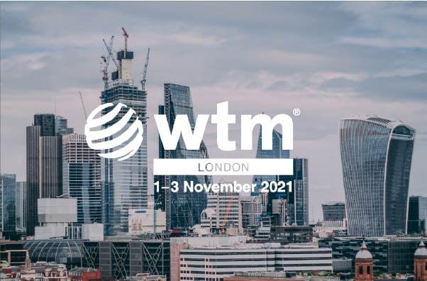 WTM London 2021 event