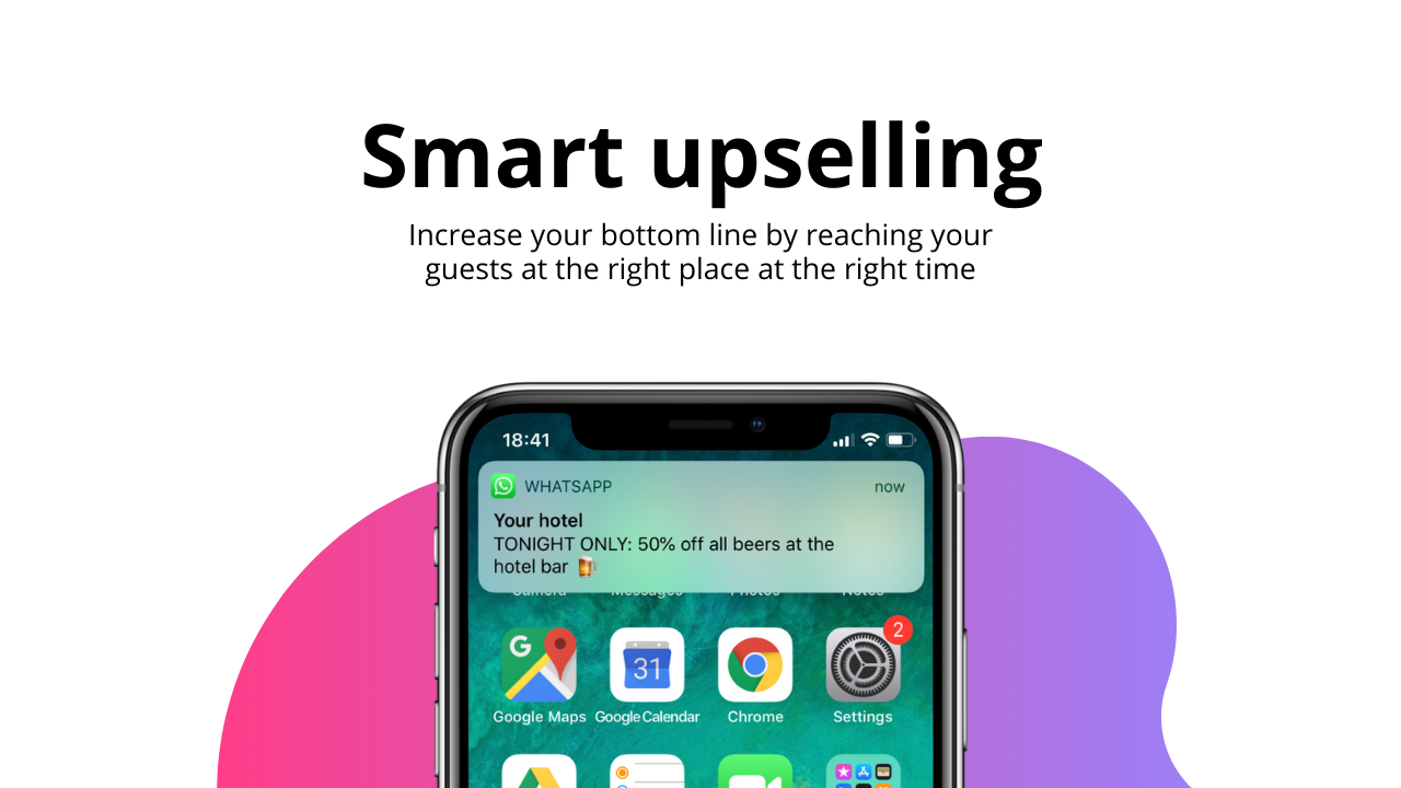 smart upselling