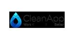 CleanApp logo