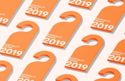 Hospitality Trend da tenere d'occhio nel 2019
