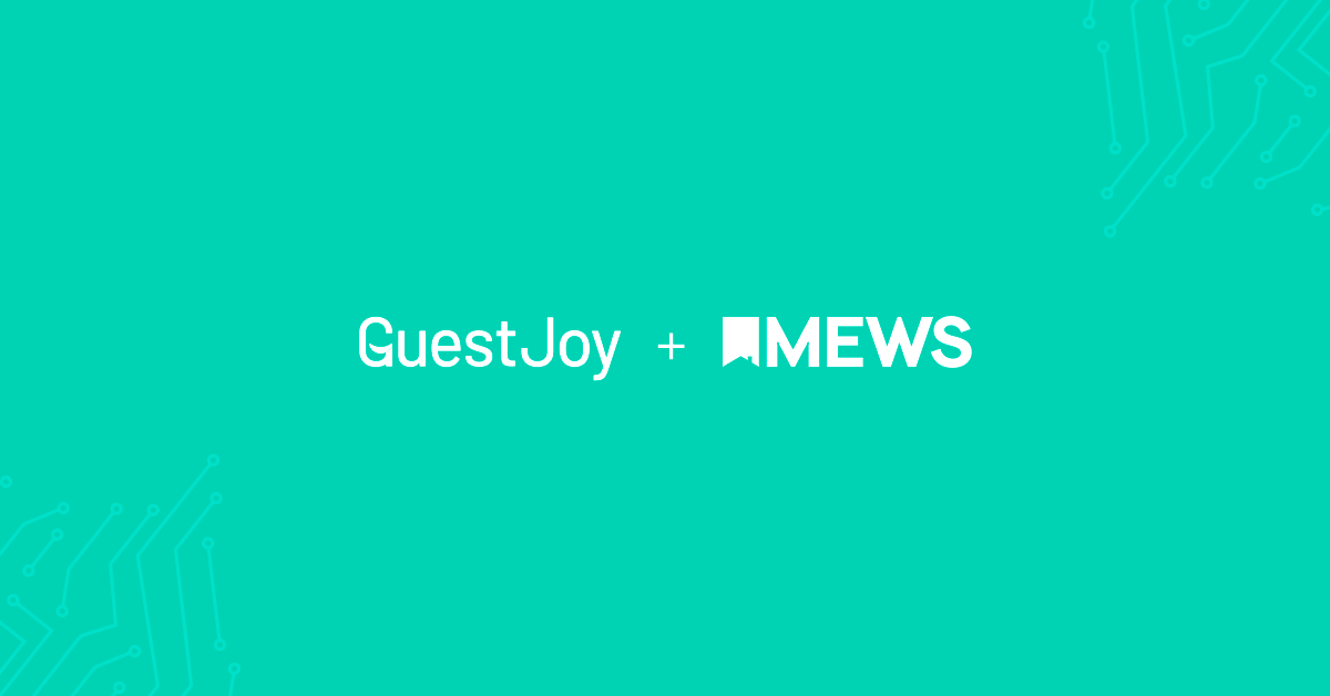 Build a personal connection with guests before, during and after their stay through GuestJoy