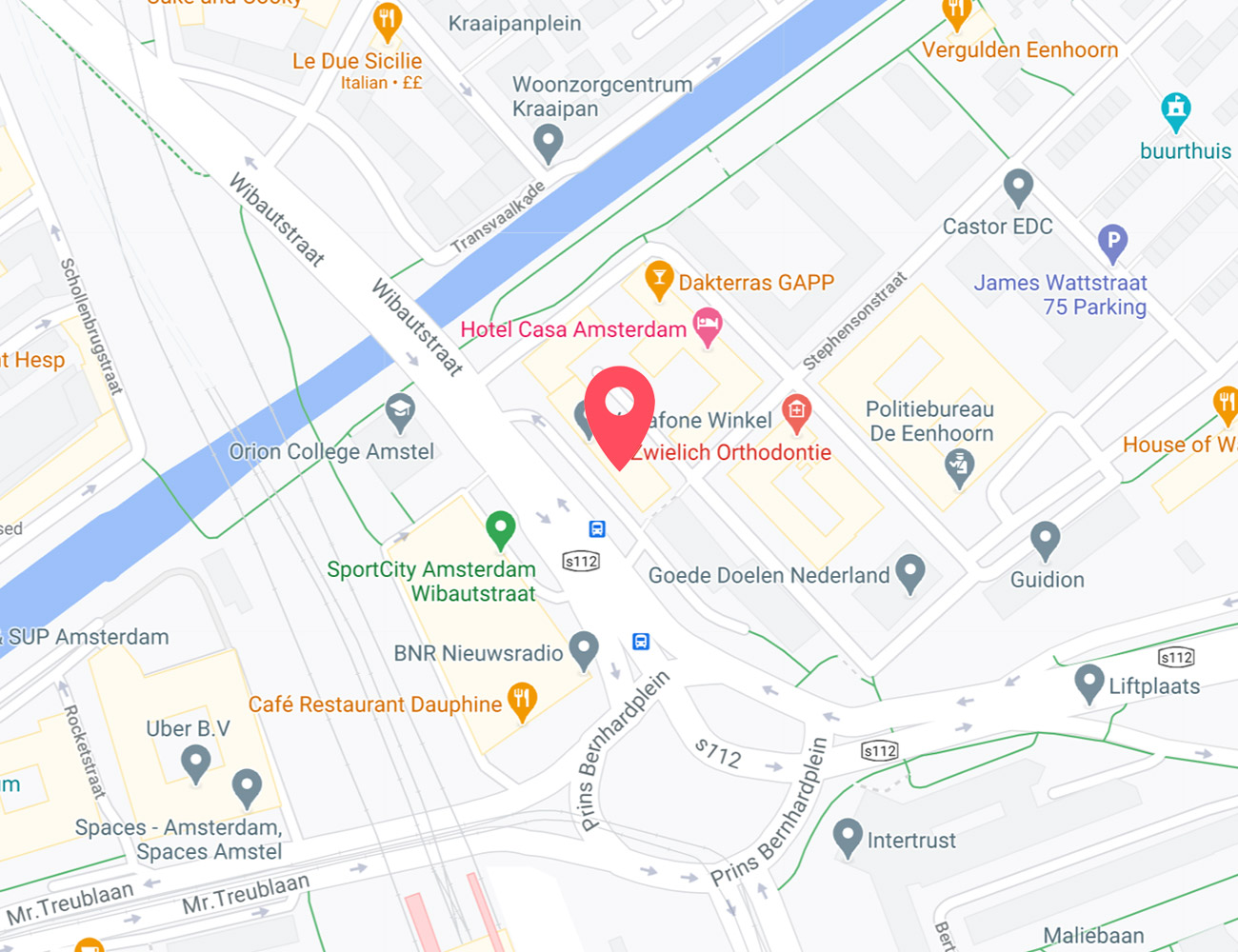 Partners-AmsterdamMap