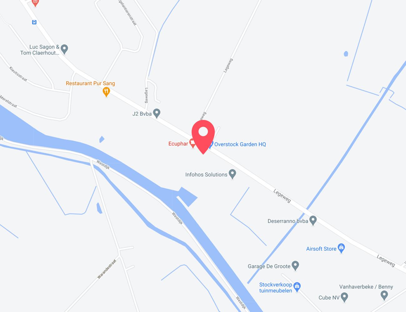 Mews Office in Bruges