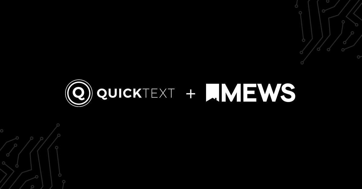 Provide lightning-fast customer service with Quicktext