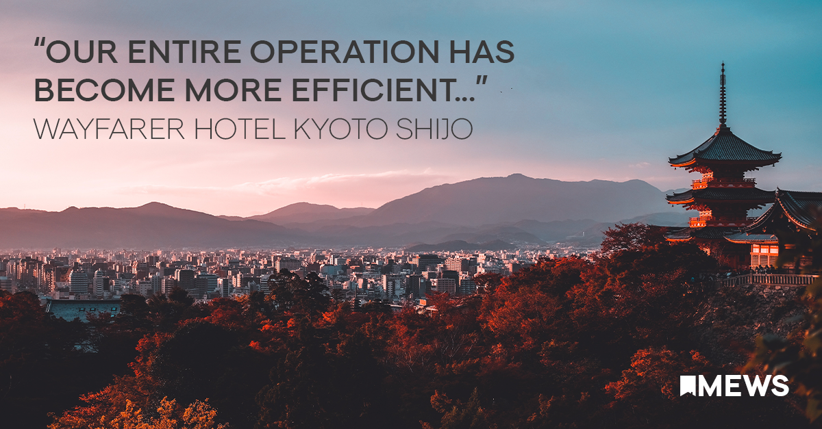 """Our entire operation has become more efficient"" 