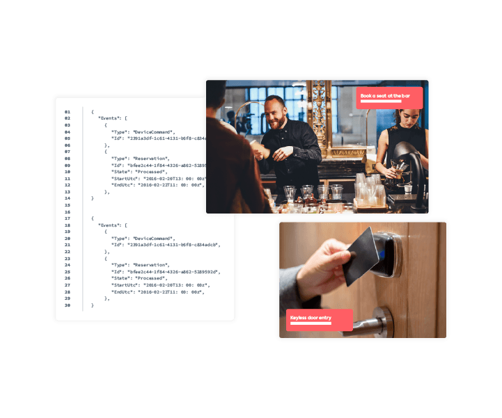 API render