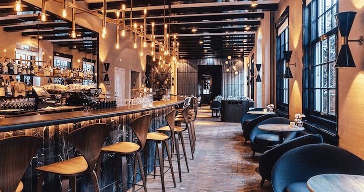 Dylan hotel bar