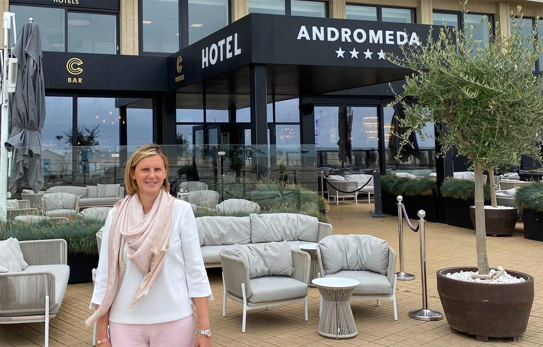 Inge of C-Hotels